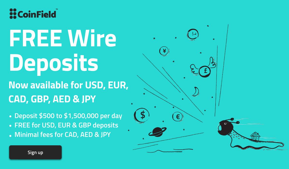 Wire deposits